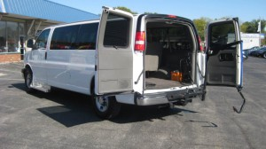 Used Wheelchair Van For Sale: 2016 Chevrolet Express  Wheelchair Accessible Van For Sale with a Non Branded - Please See Description on it. VIN: 1GAZGPFG8G1203022