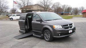 Used Wheelchair Van For Sale: 2017 Dodge Caravan  Wheelchair Accessible Van For Sale with a VMI - Dodge Northstar on it. VIN: 2C4RDGCG6HR686804