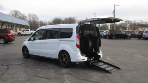 Used Wheelchair Van For Sale: 2016 Ford Transit  Wheelchair Accessible Van For Sale with a Prime-Time Specialty Vehicles - Ford Transit and Ford Transit Connect on it. VIN: NM0GE9F76G1271333