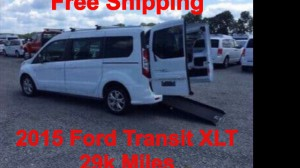 Used Ford Wheelchair Vans For Sale | BLVD com