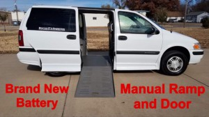 Used Wheelchair Van For Sale: 2005 Chevrolet Venture  Wheelchair Accessible Van For Sale with a Non Branded - Please See Description on it. VIN: 1GBDV13EX5D112521