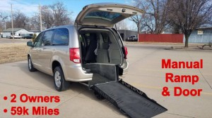Used Wheelchair Van For Sale: 2012 Dodge Caravan  Wheelchair Accessible Van For Sale with a Non Branded - Please See Description on it. VIN: 2C4RDGBGXCR343634
