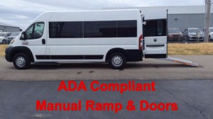 New Wheelchair Van For Sale: 2019 Ram Promaster High Roof Wheelchair Accessible Van For Sale with a Non Branded - Please See Description on it. VIN: 3C6TRVPGXKE521845