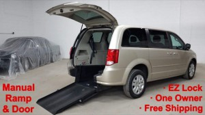 Used Wheelchair Van For Sale: 2016 Dodge Caravan  Wheelchair Accessible Van For Sale with a Non Branded - Please See Description on it. VIN: 2C4RDGBG1GR182628