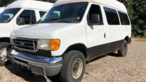 Used Wheelchair Van For Sale: 2006 Ford E-250 EL Wheelchair Accessible Van For Sale with a  on it. VIN: 1FTNE24W76DB07632