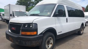 Used Wheelchair Van For Sale: 2003 GMC Savana LT Wheelchair Accessible Van For Sale with a  on it. VIN: 1GJHG39U631238156