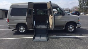Used Wheelchair Van For Sale: 2014 Ford E-150  Wheelchair Accessible Van For Sale with a  on it. VIN: 1FTNE1EL6EDA04568
