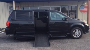 Used Wheelchair Van For Sale: 2016 Dodge Caravan  Wheelchair Accessible Van For Sale with a VMI - Dodge Summit on it. VIN: 2C4RDGCG0GR375268