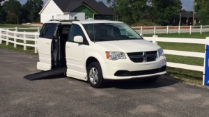 Used Wheelchair Van For Sale: 2012 Dodge Caravan  Wheelchair Accessible Van For Sale with a VMI - Dodge Summit on it. VIN: 2C4RDGCG9CR319647