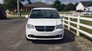 Used Wheelchair Van For Sale: 2018 Dodge Caravan  Wheelchair Accessible Van For Sale with a VMI - VMI Dodge APEX on it. VIN: 2C4RDGCG7JR268256