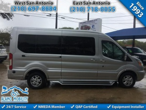 New Wheelchair Van For Sale 2016 Ford Med Roof Accessible