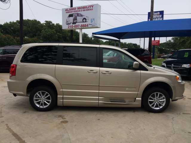 Mobility Van Dealers Tx >> 2015 Dodge Grand Caravan Wheelchair Van For Sale - BraunAbility Dodge Entervan XT | , | VIN ...