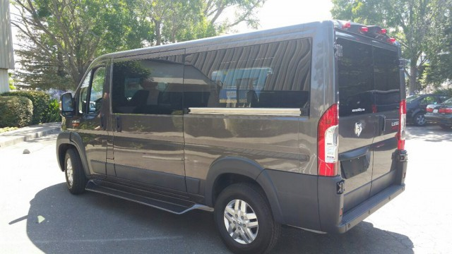 2015 ram promaster wheelchair van for sale non branded. Black Bedroom Furniture Sets. Home Design Ideas