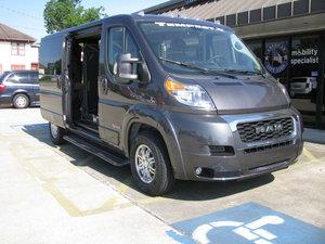 Ram Wheelchair Vans For Sale | BLVD com