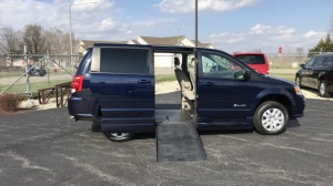 Used Wheelchair Van For Sale: 2015 Dodge Caravan  Wheelchair Accessible Van For Sale with a BraunAbility - Dodge Entervan XT on it. VIN: 2C4RDGBG0FR563997