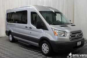 Wheelchair Accessible Vans For Sale By Owner >> Ford Wheelchair Vans For Sale | BLVD.com