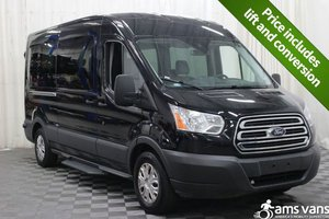 Used Wheelchair Van For Sale 2017 Ford Transit LT Accessible With