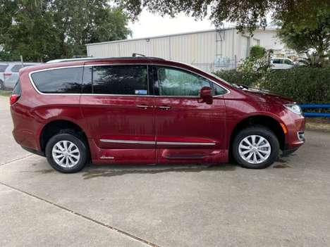 Used Wheelchair Van For Sale: 2018 Chrysler Pacifica L Wheelchair Accessible Van For Sale with a VMI Northstar on it. VIN: 2C4RC1BG0JR120077