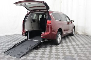 Used Wheelchair Van For Sale: 2018 Chrysler Pacifica Touring Wheelchair Accessible Van For Sale with a Revability Advantage RE on it. VIN: 2C4RC1BG6JR119659