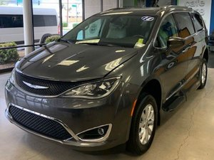 Used Wheelchair Van For Sale: 2018 Chrysler Pacifica Touring Wheelchair Accessible Van For Sale with a VMI Northstar on it. VIN: 2C4RC1BG8JR142182