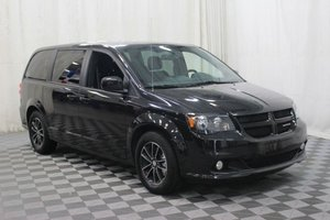 Used Wheelchair Van For Sale: 2018 Dodge Grand Caravan SE Wheelchair Accessible Van For Sale with a AMS Vans Edge on it. VIN: 2C4RDGBG6JR199058