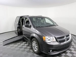 Used Wheelchair Van For Sale: 2019 Dodge Grand Caravan S Wheelchair Accessible Van For Sale with a AMS Vans Epic on it. VIN: 2C4RDGCG3KR529772