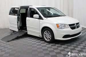 Used Wheelchair Van For Sale: 2013 Dodge Grand Caravan SXT Wheelchair Accessible Van For Sale with a AMS Legend on it. VIN: 2C4RDGCG4DR786913