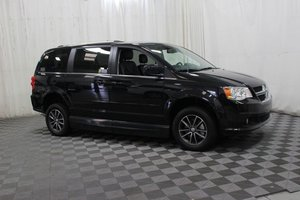 Used Wheelchair Van For Sale: 2017 Dodge Grand Caravan SXT Wheelchair Accessible Van For Sale with a AMS Vans Legend II on it. VIN: 2C4RDGCG5HR696370
