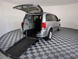 Used Wheelchair Van For Sale: 2019 Dodge Grand Caravan SXT Wheelchair Accessible Van For Sale with a Revability Advantage RE on it. VIN: 2C4RDGCG8KR519478