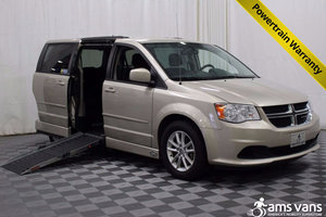 Used Wheelchair Van For Sale: 2013 Dodge Grand Caravan SXT Wheelchair Accessible Van For Sale with a AMS Legend on it. VIN: 2C4RDGCGXDR788309