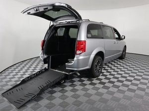 Used Wheelchair Van For Sale: 2018 Dodge Grand Caravan GT Wheelchair Accessible Van For Sale with a Revability Advantage RE on it. VIN: 2C4RDGEG5JR220025