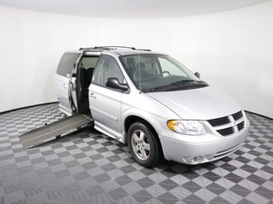 Used Wheelchair Van For Sale: 2005 Dodge Grand Caravan S Wheelchair Accessible Van For Sale with a AMS Legend on it. VIN: 2D4GP44L35R514916