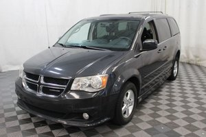 Used Wheelchair Van For Sale: 2011 Dodge Grand Caravan Crew Wheelchair Accessible Van For Sale with a AMS Legend on it. VIN: 2D4RN5DG6BR751001