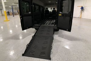 Used Wheelchair Van For Sale: 2018 Ram Promaster  Wheelchair Accessible Van For Sale with a Revability Advantage 2500 on it. VIN: 3C7WRVPG2JE129918