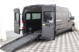 Used Wheelchair Van For Sale: 2018 Ram Promaster  Wheelchair Accessible Van For Sale with a Revability Advantage 2500 on it. VIN: 3C7WRVPG7JE129915