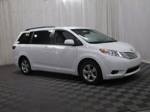 Used Wheelchair Van For Sale: 2016 Toyota Sienna LE Wheelchair Accessible Van For Sale with a AMS Vans Exodus on it. VIN: 5TDKK3DC7GS736742