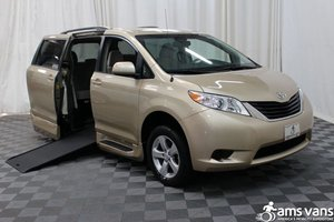 New Wheelchair Van For Sale: 2014 Toyota Sienna LE Wheelchair Accessible Van For Sale with a Able2Go Genesis on it. VIN: 5TDKK3DC8ES496159