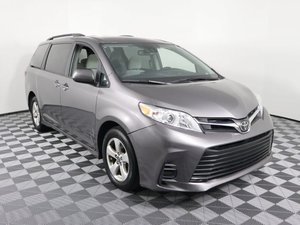 Used Wheelchair Van For Sale: 2018 Toyota Sienna LE Wheelchair Accessible Van For Sale with a AMS Vans Exodus on it. VIN: 5TDKZ3DC3JS905173