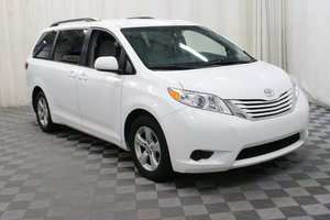 Used Wheelchair Van For Sale: 2017 Toyota Sienna LE Wheelchair Accessible Van For Sale with a AMS Vans Rear 102 on it. VIN: 5TDKZ3DC5HS834889