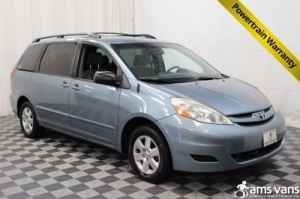New Wheelchair Van For Sale: 2006 Toyota Sienna LE Wheelchair Accessible Van For Sale with a Able2Go Exodus on it. VIN: 5TDZA23C36S438992