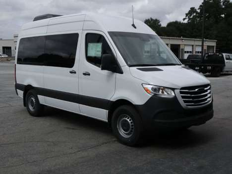 New Wheelchair Van For Sale: 2020 Freightliner Sprinter S Wheelchair Accessible Van For Sale with a AMS Sprinter Rear or Side on it. VIN: W2Z4EFHY1LT028029