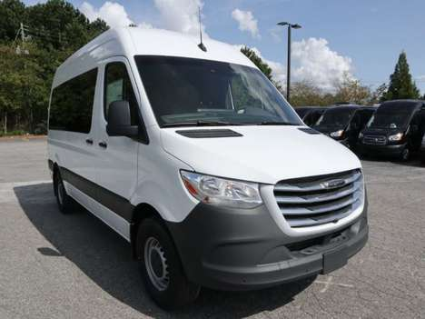 New Wheelchair Van For Sale: 2020 Freightliner Sprinter S Wheelchair Accessible Van For Sale with a AMS Sprinter Rear or Side on it. VIN: W2Z4EFHY1LT028127