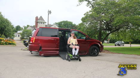 New Wheelchair Van For Sale: 2019 Dodge Grand Caravan S Wheelchair Accessible Van For Sale with a VMI Dodge Northstar on it. VIN: 2C7WDGCG1RR767285