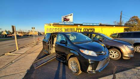 Used Wheelchair Van For Sale: 2020 Toyota Sienna SE Wheelchair Accessible Van For Sale with a VMI Toyota Summit Access360 on it. VIN: 5TDYZ3DC0LS041857