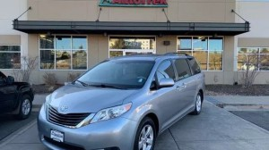 Used Wheelchair Van For Sale: 2013 Toyota Sienna LE Wheelchair Accessible Van For Sale with a  on it. VIN: 5TDKK3DCXDS317327