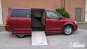 New Wheelchair Van For Sale: 2015 Dodge Grand Caravan S Wheelchair Accessible Van For Sale with a Eldorado National Amerivan Dodge & Chrysler Amerivan on it. VIN: 2C4RDGCGZFR713509