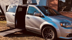 New Wheelchair Van For Sale: 2019 Dodge Caravan  Wheelchair Accessible Van For Sale with a VMI - VMI Dodge APEX on it. VIN: 2C7WDGCG9KR793682