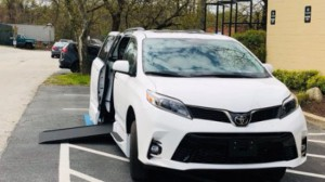 ? Wheelchair Van For Sale: 2019 Toyota Sienna SE Wheelchair Accessible Van For Sale with a VMI - Toyota NorthstarAccess360 on it. VIN: 5tDxz3DC6KSo12065