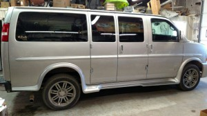 Used Wheelchair Van For Sale: 2014 GMC Savana  Wheelchair Accessible Van For Sale with a  on it. VIN: 1gds8dc40e1161114