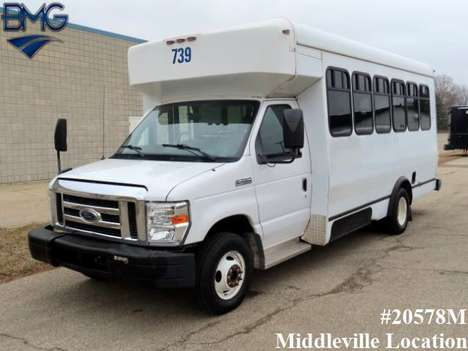Used Wheelchair Van For Sale: 2011 Ford Econoline L Wheelchair Accessible Van For Sale with a  on it. VIN: 1FDFE4FS1BDB14902